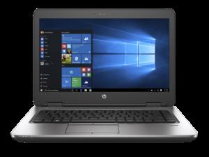 Dla zapewnienia należytego komfortu pracy poza siedzibą firmy, model HP ProBook 640 posiada wydajną baterię, która zapewnia kilkugodzinne działanie urządzenia bez konieczności podłączania go do stałego źródła zasilania