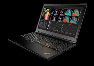 Stacje robocze Lenovo ThinkPad P50 to komputery przenośne, które cieszą się bardzo dużym zainteresowaniem wśród użytkowników
